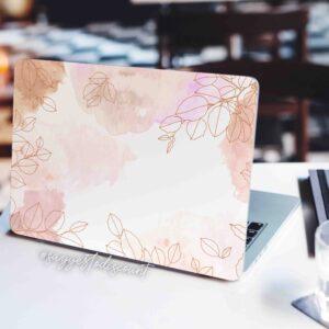 Floral Design Laptop Skin