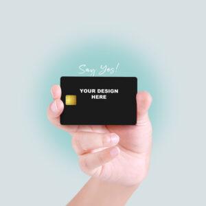 Custom Design Card Skin