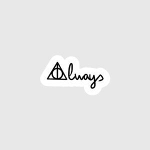 Always Sticker