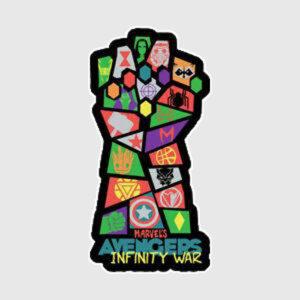 Avengers Infinity War Sticker