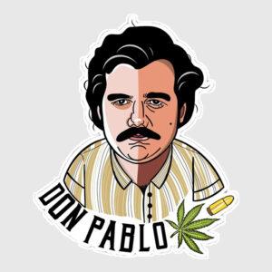 Don Pablo Sticker